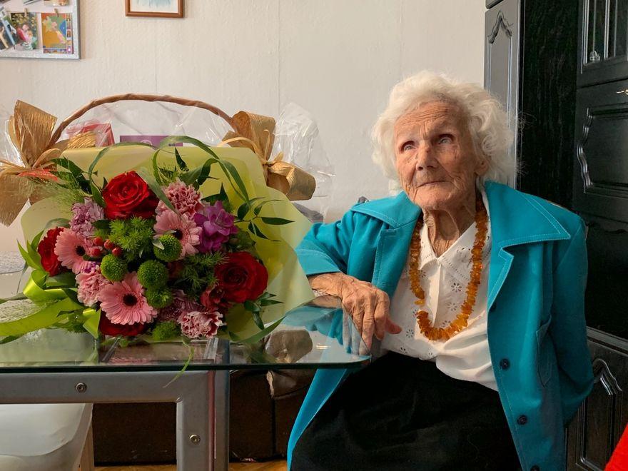 Jelenia Góra: 100. urodziny ciepliczanki