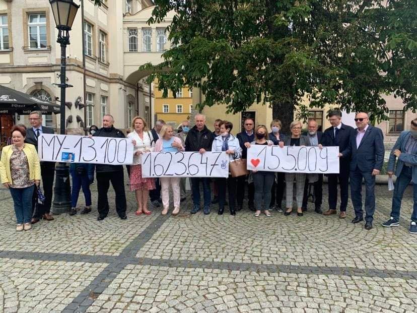 Jelenia Góra: Podpisy zebrane – Rafał Trzaskowski kandydatem