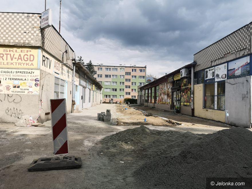 Jelenia Góra: Trwają prace
