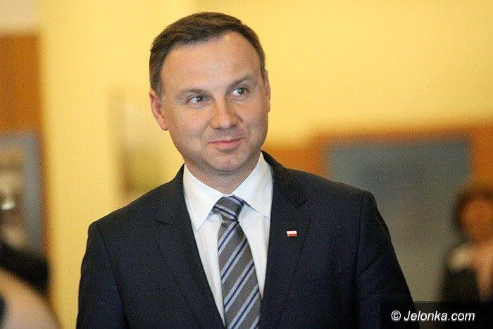Złotoryja: Prezydent Andrzej Duda odwiedzi Złotoryję