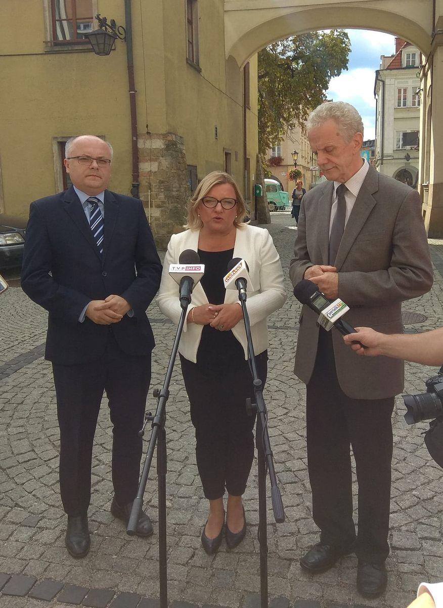 Jelenia Góra: Europosłanka Beata Kempa w Jeleniej Górze