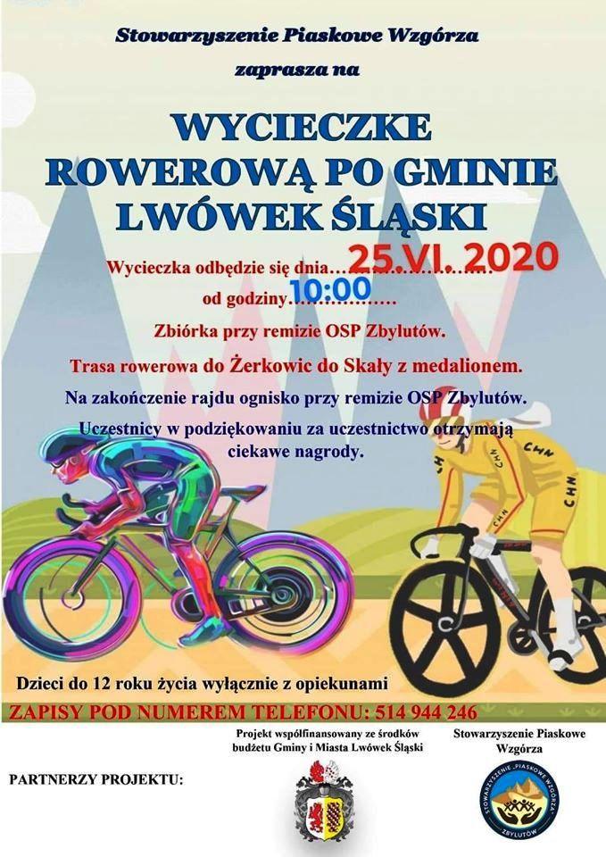 Zbylutów: Wycieczka rowerowa po gminie Lwówek Śląski