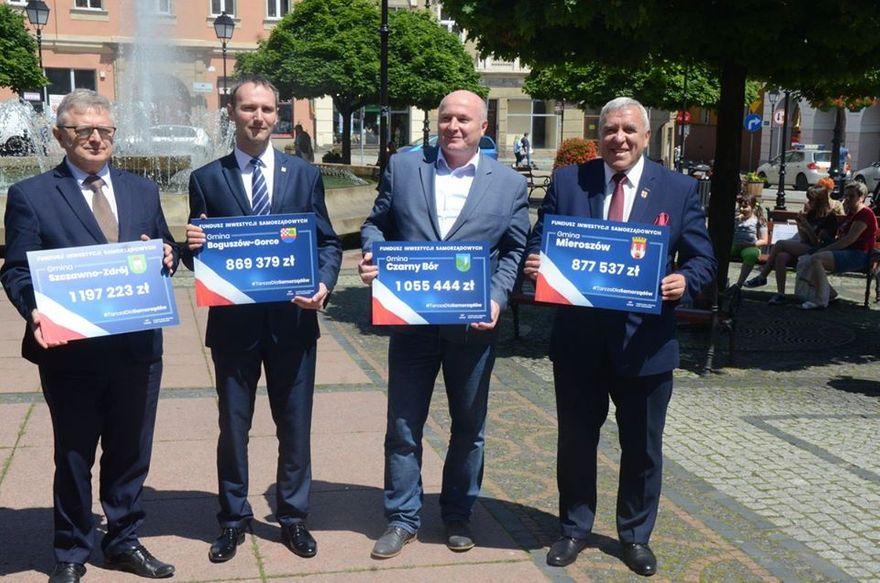 Wałbrzych: Wsparcie dla samorządów