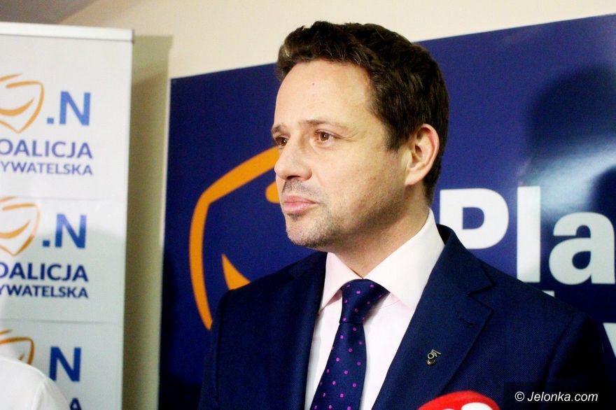 Polska: Oficjalne wyniki wyborów – Jelenia Góra i powiat jeleniogórski