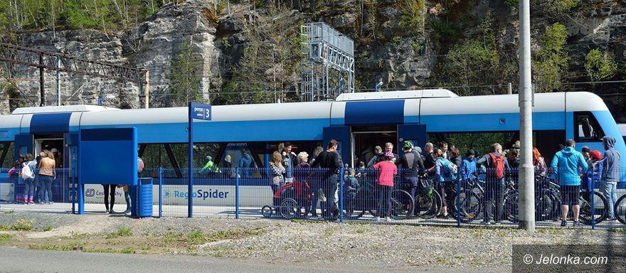 Region: KD: powrót pociągów międzynarodowych
