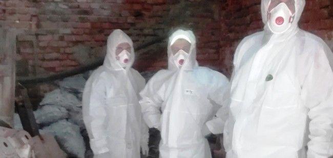 Powiat: Dotacja na usuwanie azbestu