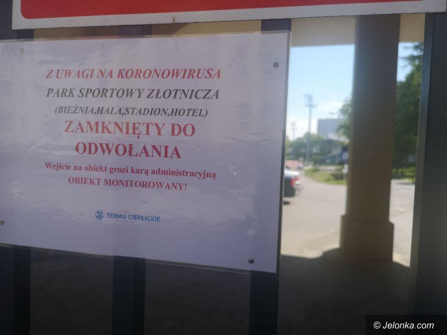 Jelenia Góra: Stadion nie dla kibiców – jak długo? [aktualizacja]