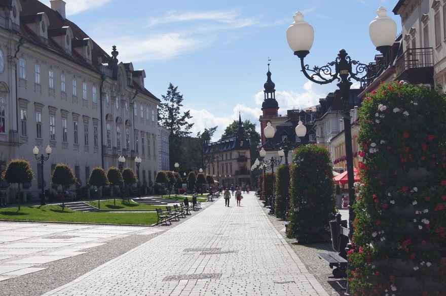 Jelenia Góra: Cieplickie place