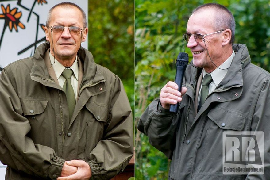 Dobromyśl: Jan Sopata na emeryturze