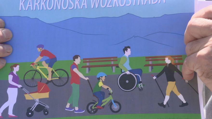 Jelenia Góra: Karkonoska wózkostrada