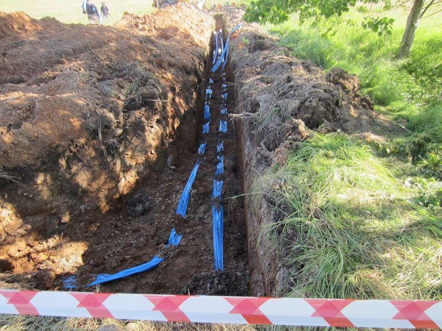 Krzeszów: Rozbudowa sieci wodociągowej w Krzeszowie
