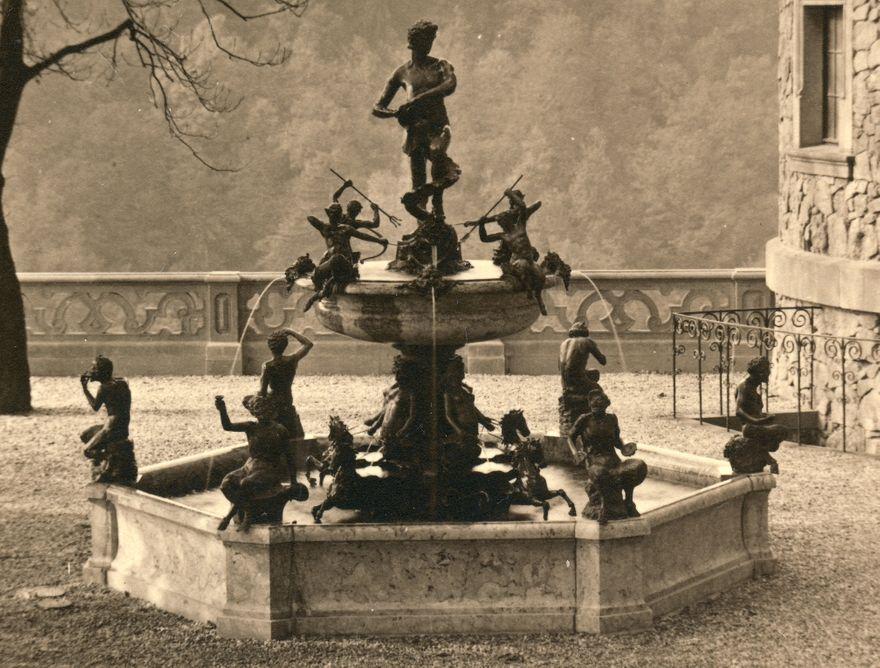 Wałbrzych: O fontannie Donatella