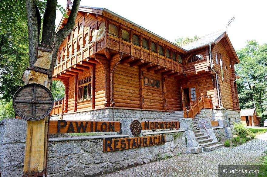 Jelenia Góra: W Pawilonie Norweskim będzie restauracja