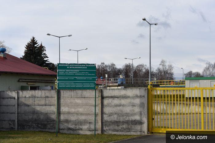 Mysłakowice: Stanowisko T4B Ekotechnologie ws. modernizacji oczyszczalni w Mysłakowicach (sprostowanie)