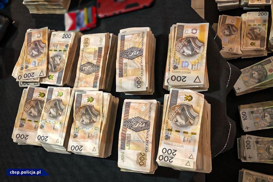 Region: Przestępcza fortuna w rękach policjantów