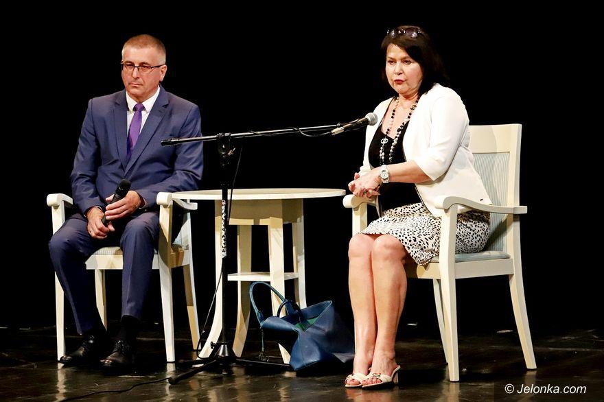 Jelenia Góra: E. Jaworowicz ponownie w Uzdrowisku Cieplice