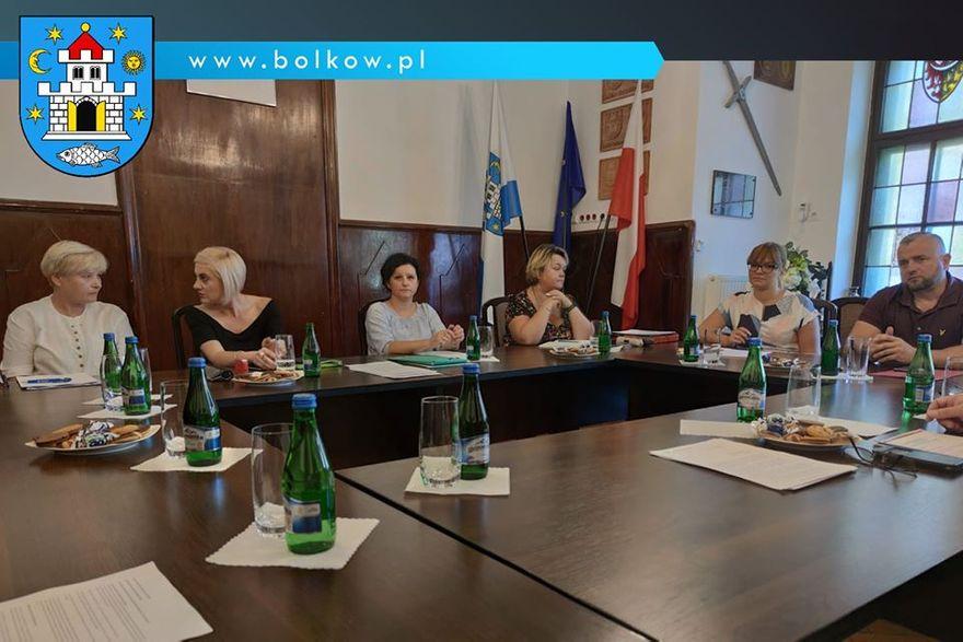 Bolków: Było o powrocie do szkół