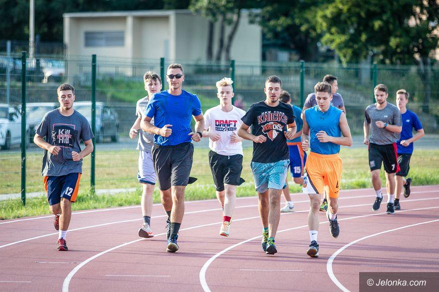 Jelenia Góra: Koszykarze Sudetów wznowili treningi
