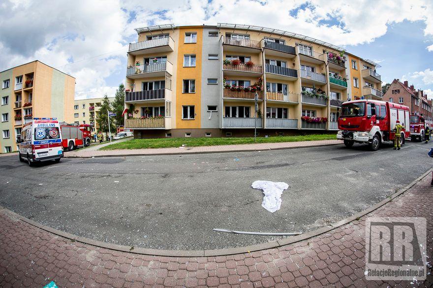 Kamienna Góra: Wybuch gazu w bloku – aktualizacja