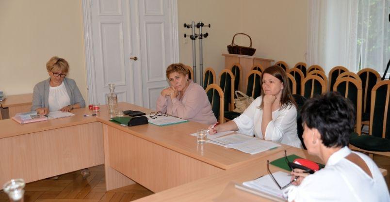 Złotoryja: Spotkali się z nauczycielami
