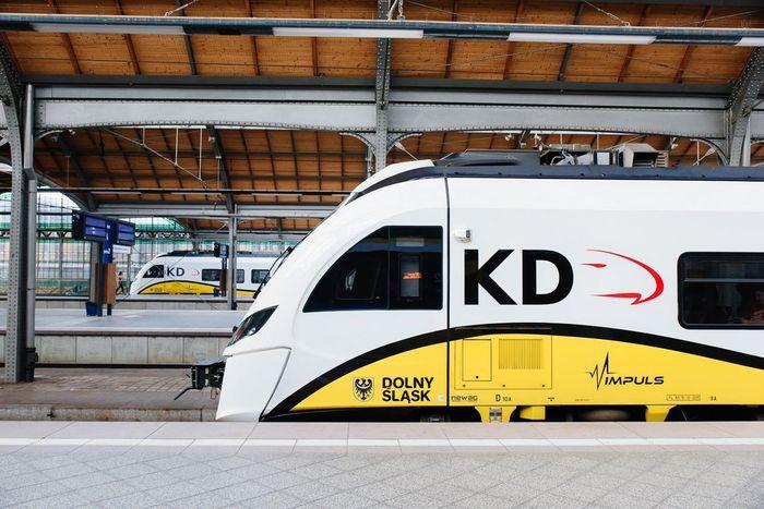 Region: Maszynista pociągu pod wpływem narkotyków