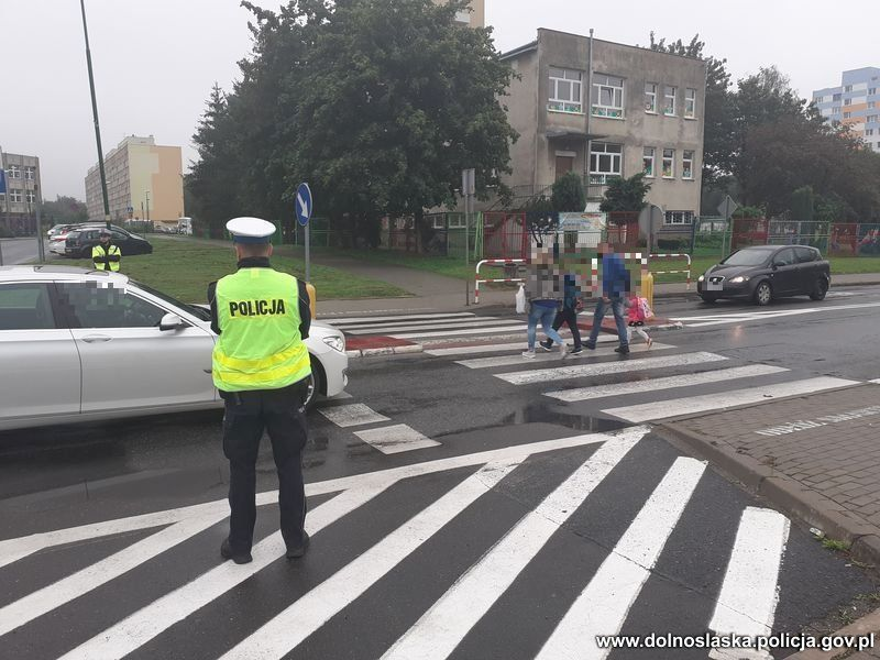 Region: O bezpieczną drogę do szkoły