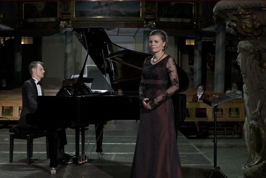 Jelenia Góra: Silesia Sonans: Agnieszka Rehlis zachwyciła