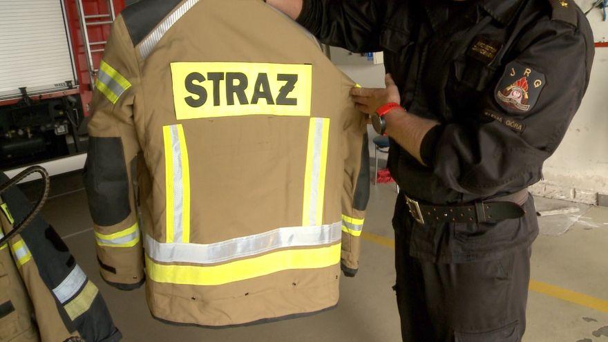 Jelenia Góra: To mundury, od których zależy bezpieczeństwo