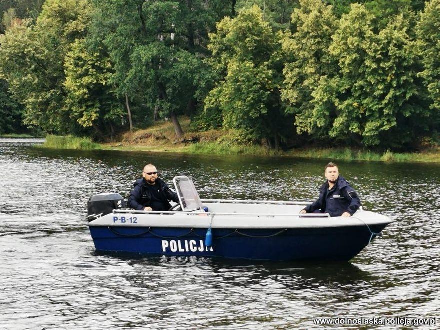 Region: Patrole na wodzie