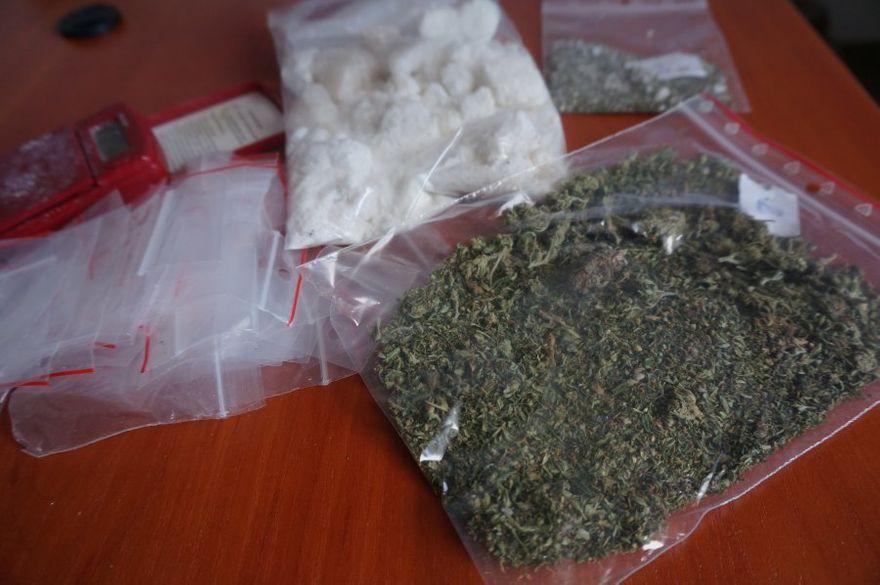 Złotoryja: Zatrzymany za narkotyki