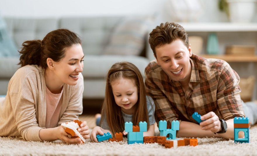 Polska: Jakie zabawki dla dwulatka?