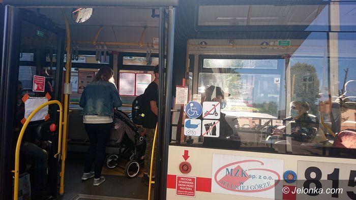 Jelenia Góra: Do miejskiego autobusu tylko ze złożoną hulajnogą