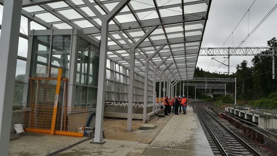 Wałbrzych: W grudniu powstanie nowy przystanek kolejowy