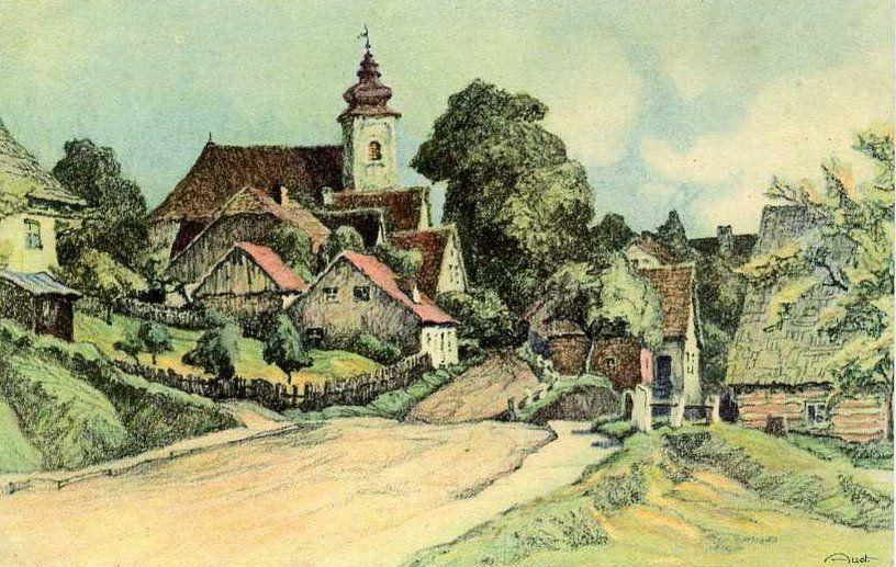 Region: Kościół św. Barbary w Wojcieszycach