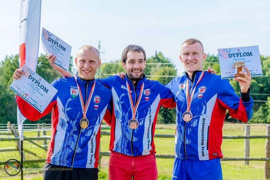 Szczecin: Wybiegali brąz mistrzostw Polski