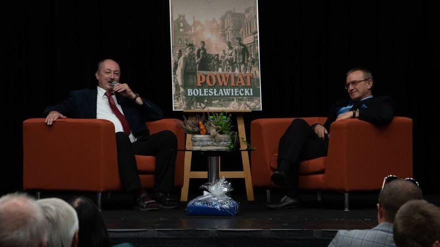 Bolesławiec: Spotkanie z A. Banieckim