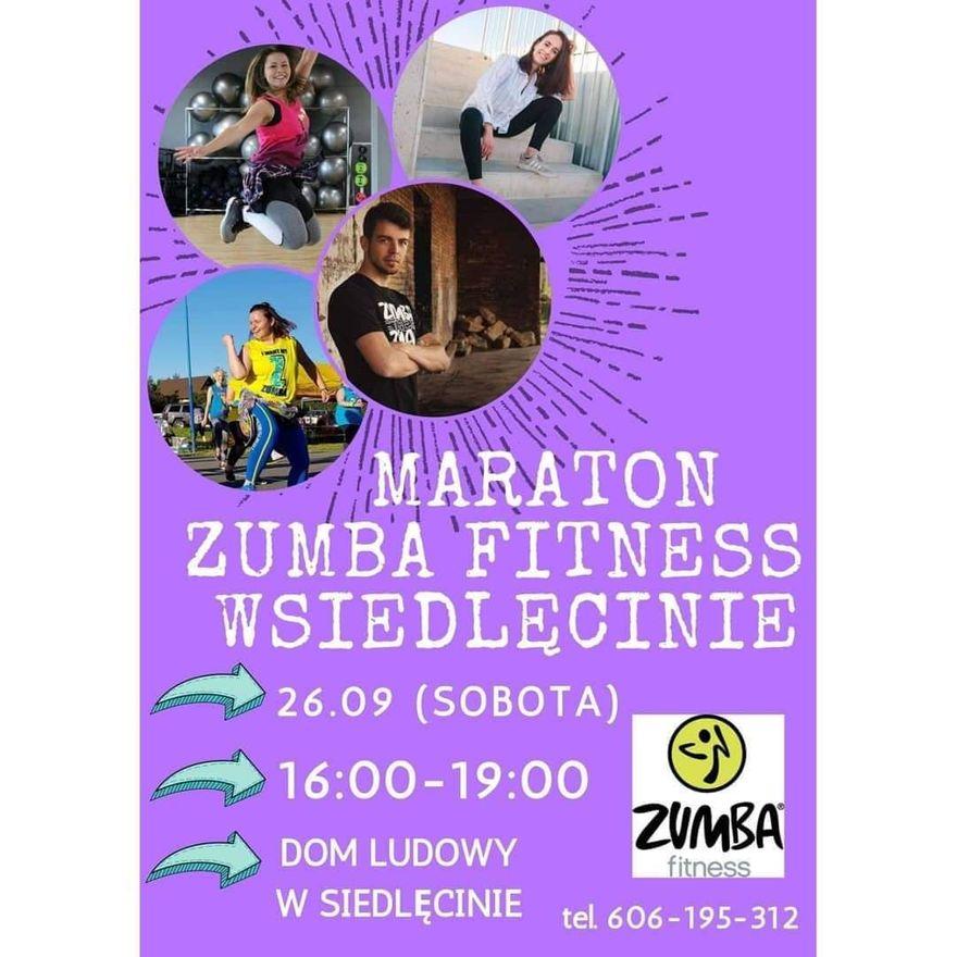 Siedlęcin: Maraton zumby w Siedlęcinie