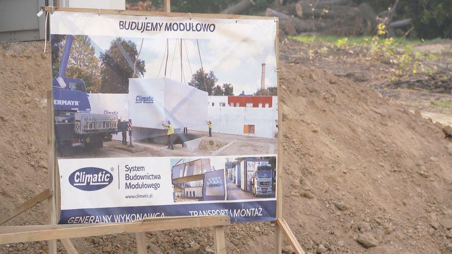 Jelenia Góra: Rozbudowa szpitala