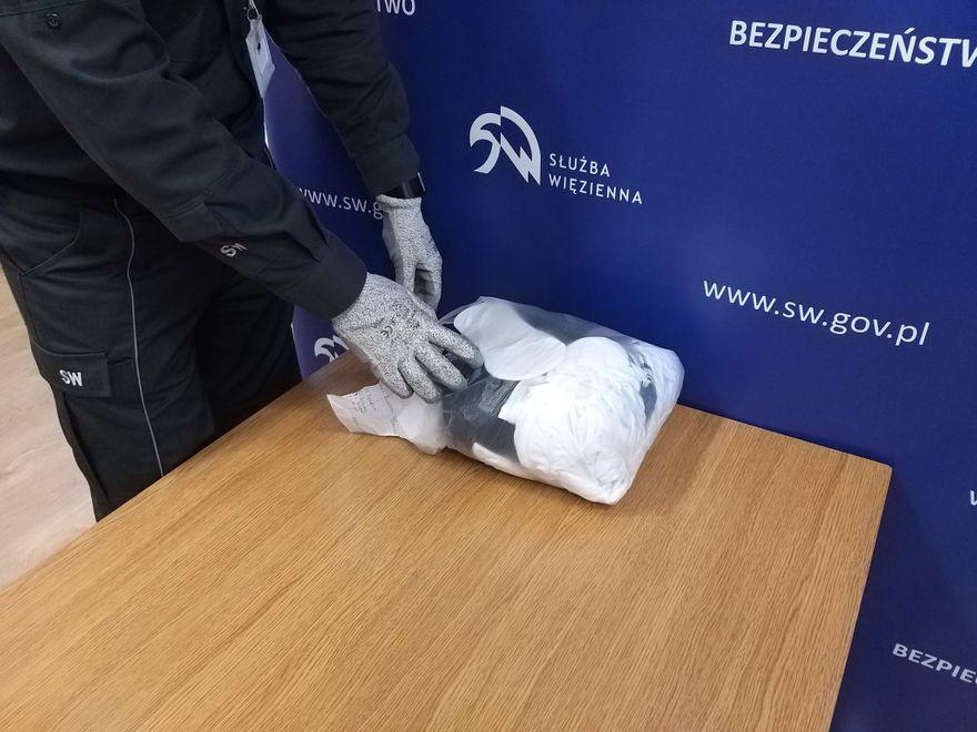 Jelenia Góra: Skarpeta z metamfetaminą