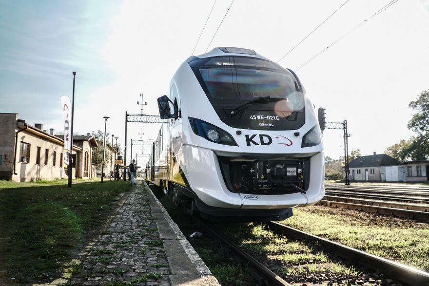 Region: Więcej przystanków kolejowych na żądanie
