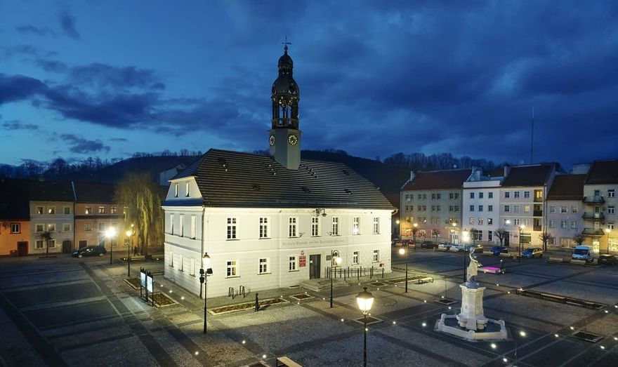 Wleń: Centrum po remoncie
