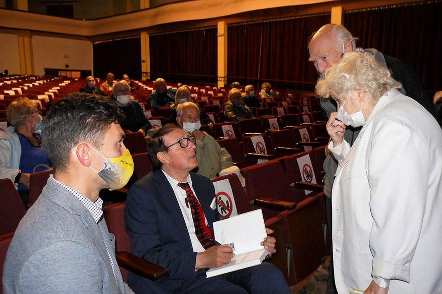 Lubań: Spotkali się z profesorem
