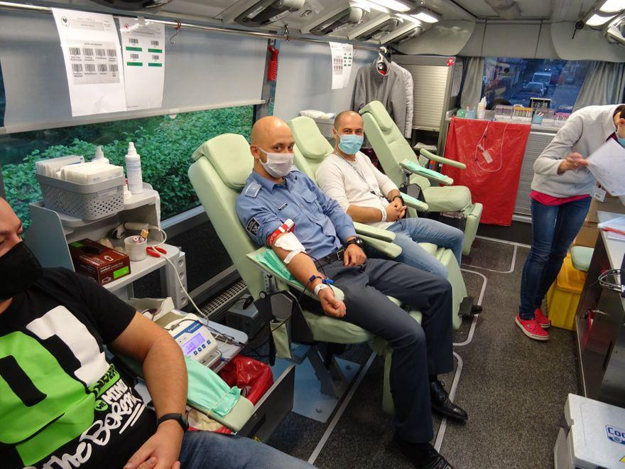Jelenia Góra: Podzielili się krwią