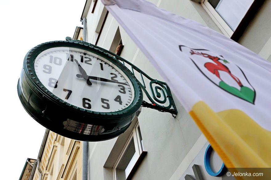 Jelenia Góra: Zegar uroczyście odsłonięty
