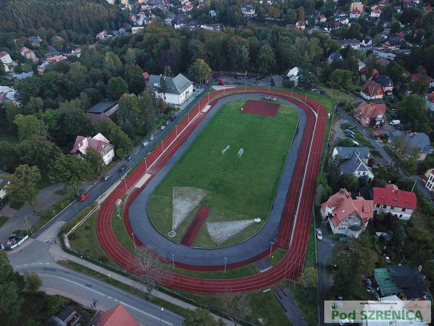 Szklarska Poręba: Stadion w Szklarskiej Porębie ma patrona