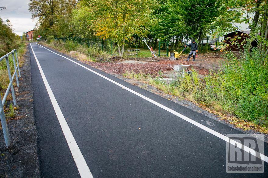 Krzeszów: Dla rowerzystów