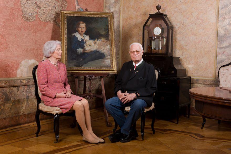 Wałbrzych: Książę Bolko von Pless wraca do korzeni