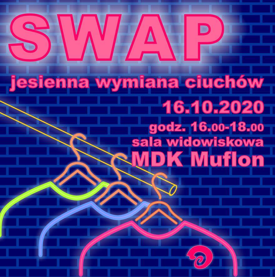 Jelenia Góra: SWAP – jesienna wymiana ciuchów w