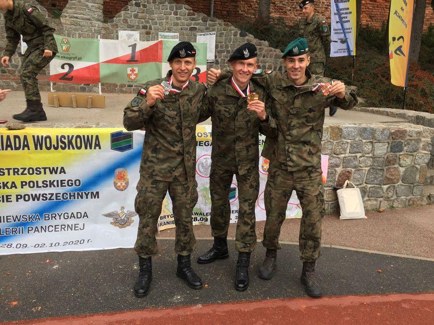 Wleń/Elbląg: Wybiegali medale MP