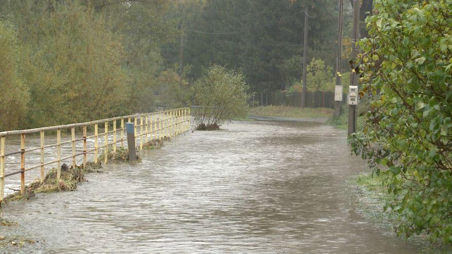 Jelenia Góra: Po ulewnych deszczach sytuacja się ustabilizowała